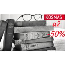 Sleva na vybrané e-knihy až 50%