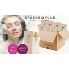 VÝHODNÝ 9-PACK BALÍČEK dámských parfémů Pure se slevou až -51 %