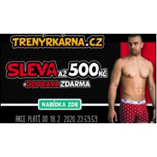 Valentýnská nabídka slev v Trenýrkárna.cz