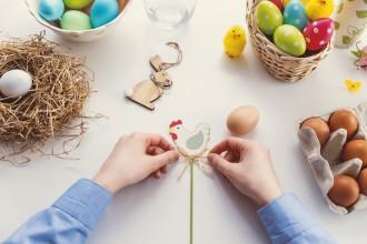 Velikonoční motivy aneb jak vyzdobit byt