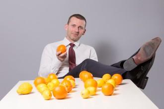 Rozhovor nejen o novoročních předsevzetích a štíhlé linii s předním výživovým poradcem Petrem Havlíčkem